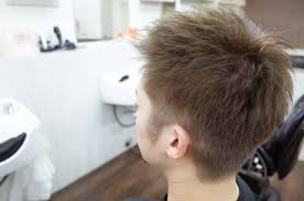 堺市メンズ髪型 ベリーショートの周期目安は1ヶ月 Lifehair Barber