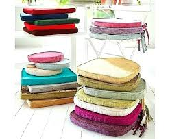 popular kitchen chair pads intended for cushions chairs enchanting ideas 18