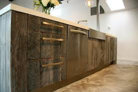 reclaimed wood cabinet doors. Reclaimed Wood Kitchen Cabinet Doors A
