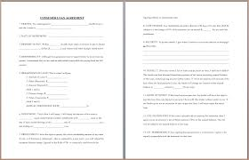 Free Loan Agreement 100 free loan agreement template Outline Templates 33
