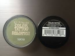 Maybelline Color Tattoo Pure Pigment In Forest Fatale