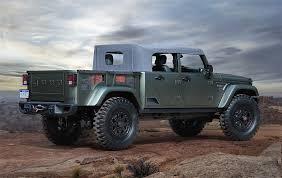 2018 jeep crew chief 715 concept 2018 jeep crew chief 715 concept