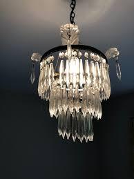 waterfall and teardrop glass chandelier in shaftesbury dorset jpg 768x1024 teardrop glass chandelier
