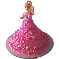 barbie doll. Pink Barbie Cake Doll M