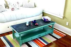 colorful coffee tables colorful coffee tables attractive west elm clover table in and pecan with intended