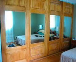 closet mirror closet mirror sliding doors parts
