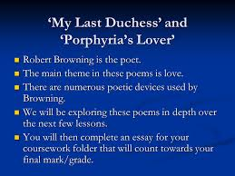my last duchess by robert browning lessons teach my last duchess done presentation key information english literature english