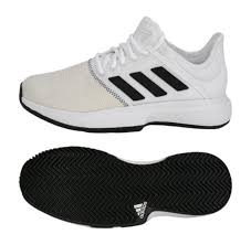Adidas Tennis Shoes Size Chart Details About Adidas Men Game Court Tennis Shoes Running White Training Sneakers Shoe Cg6336