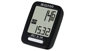 <b>Велокомпьютер Sigma Sport</b> BС 5.16 Topline