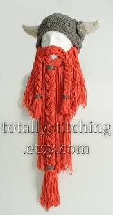 Beard Hat Crochet Pattern Inspiration Ravelry Viking Or Dwarven Beard Pattern By Melissa Campbell