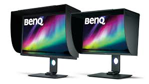 double review editing with the benq sw271 and sw320 4k photography monitors