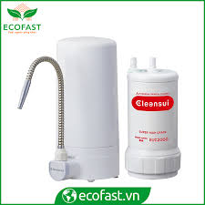 Máy lọc nước uống Mitsubishi Cleansui ET101   Thế giới lọc nước Ecofast