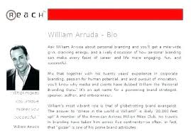 Related Post Free Sample Professional Bio Template C