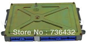 Engine Controller ,computer board 9164280 apply to <b>Hitachi EX200</b> ...