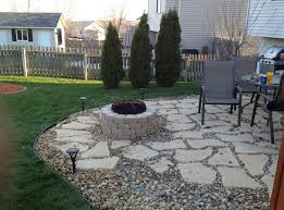 pea gravel and paver patio maribo co