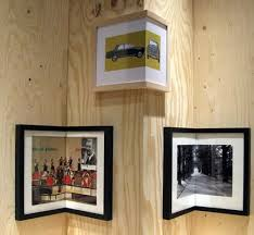 Retro nostalgia corner combination phase framework ou the corner frame wall  frames like