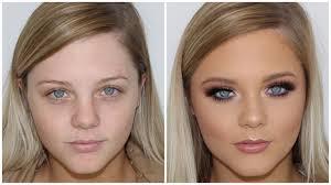 full coverage glam makeup tutorial pop of blue jasmine hand audiomania lt