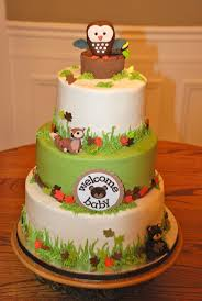 lambs and ivy woodland cakes - Google Search | Woodland Cakes ...