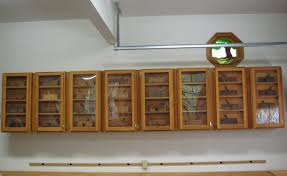 Shelf Cabinet With Doors Woodshop Cabinets Finewoodworking