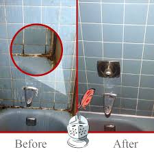 black mold on bathroom tile natural cleaner how to remove from