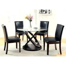 round glass dining table set for 4 small glass top dining table large size of glass round glass dining table set for