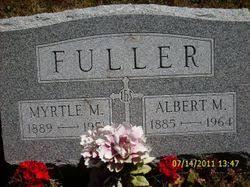 Myrtle M. Fuller (1889-1951) - Find A Grave Memorial