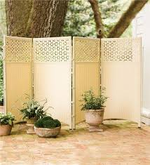 Main image for Wicker Outdoor Patio Privacy Screen