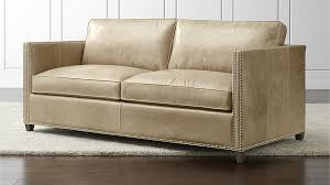 amazing apartment size sofa leather cape atlantic decor pertaining to sleeper idea 3 canada with chaise