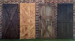 rustic wood furniture plano why are barn doors so por