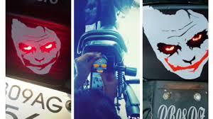 Sticker Light For Cycle New Bike Back Light Sticker Bmx United