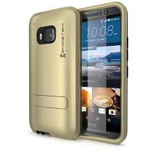 htc one m9 gold. m9 case, ghostek bullet gold htc one case w/ screen protector htc