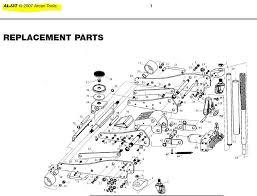 floor jack schematic 1991 jeep