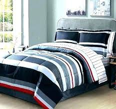 black white grey comforter set and bedspread red bedroom boys king rugby stripes bedding gray plaid