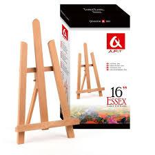 beech wood 390mm 16 1ft artist table top display art easel craft wedding wooden