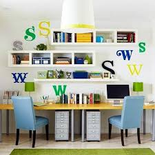 Ideas home office design good Orange 15 Small Home Office Designs Saving Energy Space And Creating Great Work Areas For Two Lushome 15 Small Home Office Designs Saving Energy Space And Creating Great