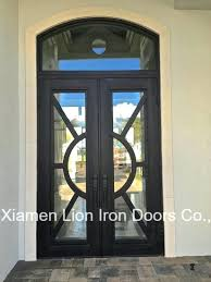 double security door luxury wrought iron front door grills exterior double security doors double sliding glass
