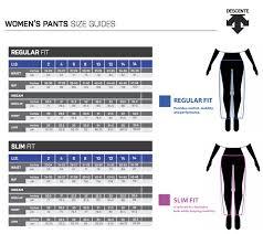 Descente Norah Womens Pants 2018