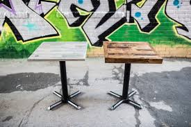 pallet furniture etsy. Pallet Furniture   Etsy Reclaimed Wood Restaurant Or Bar Tables With Base, Cafe Table Tops, Handmade W