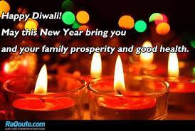 Happy Diwali And New Year Quotes