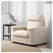 Ikea Lidhult Armchair Gassebol Light Beige Products In
