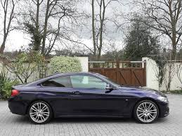 BMW Convertible bmw 350 coupe : Used Tanzanite Blue Met with Black Dakota Leather BMW 435i For ...