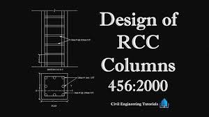 Rcc Column Design Ppt Design Of Rcc Columns As Per Is 456 2000 Civil Design