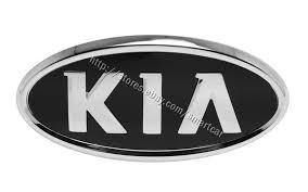 kia logo 2013. Fine Kia 20132016 KIA Sportage Trunk Tailgate Logo Emblem To Kia 2013 N