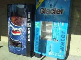 Glacier Water Vending Machine Locations Custom Pepsi And Glacier Water Filling Machine Yelp