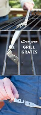 Wondering how to clean your grill? This tool scrapes grill grates from all  angles