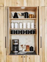 It would be perfect for tiny useless space between the wall and your fridge. 4 Home Coffee Station Ideas To Make Monday Mornings More Luxurious