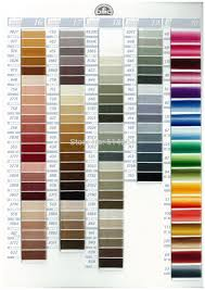Us 2 7 White Grey Colors 12 Skeins Double Mercerized Six Strands Cotton Floss Cross Stitch Embroidery Thread Dmc Chart Column 18 In Floss From Home