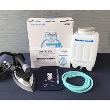 Bàn ủi hơi nước bình treo công nghiệp ES-300 Silver Star - HÀNG CHÍNH HÃNG  chính hãng 1,200,000đ