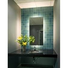 ... Majestic Looking 3 Bathroom Mirror With Lights Behind 99 Ideas Lighting  Behind Mirror On Vouum.