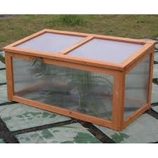 terra fsc fir cold frame w3ft x d1 5ft